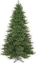 Vickerman 7.5' Camdon Fir Artificial Christmas Tree, Unlit - Faux Christmas Tree - Seasonal Indoor Home Decor
