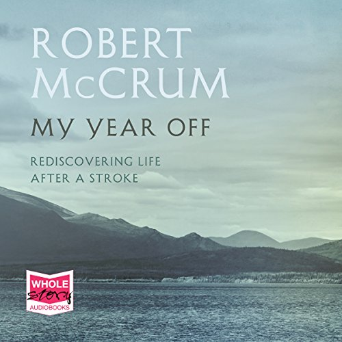 My Year Off audiobook cover art