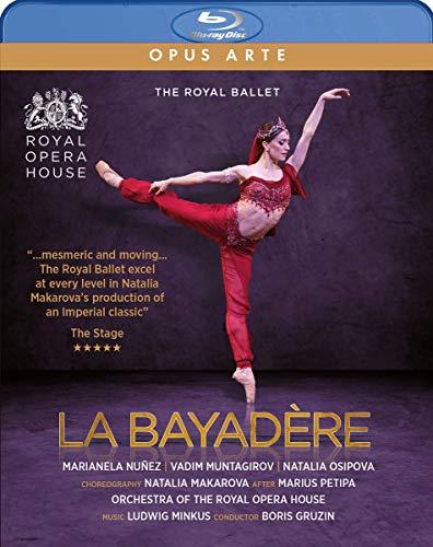 Minkus: La Bayadere [The Royal Ballet; The Orchestra of the Royal Opera House; Boris Gruzin] [Opus Arte: OABD7263D] [Blu-ray]