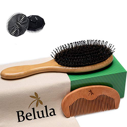 Best Hair Brush With Nylon Bristles