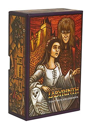 Labyrinth Tarot Deck and Guidebook   Movie Tarot...