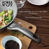 Zoom IMG-2 padella wok in pietra granito
