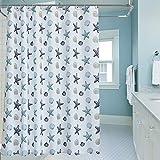 OREMILA Bathroom Shower Curtain 72
