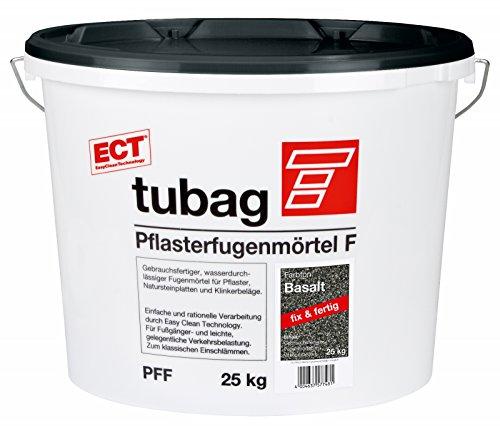 Tubag Pflasterfugenmörtel PFF Bild