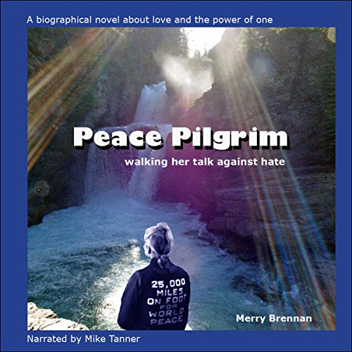 Peace Pilgrim audiobook cover art