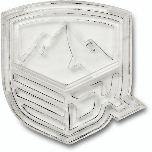 DAKINE W 2100125-Clear-3.75 Shield Stomp - Accesorio para Bodyboard, Transparente