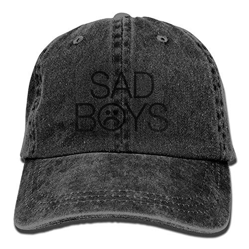 DIYoDGG Sad Boys Cowboy Hat Vintage Baseball Caps Trucker Hats