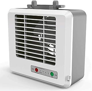 Refrigerador de aire Ventilador de aire acondicionado Ventilador de enfriamiento Hogar Pequeño aire acondicionado Dormitorio Refrigeración Máquina de artefactos Mini escritorio Vertical Pequeño escr