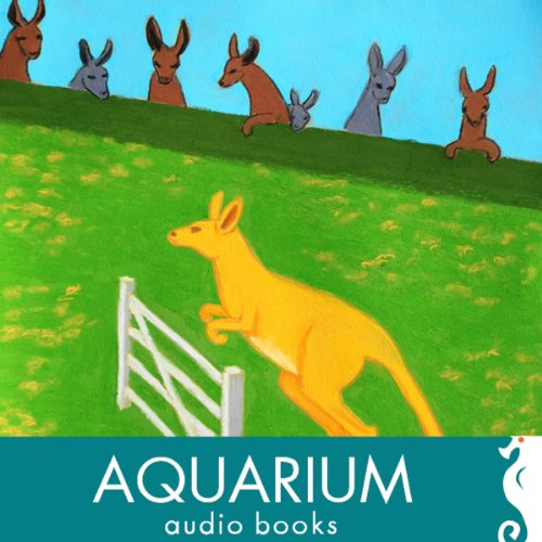 The Yellow Kangaroo and other Fabulous Creatures audiobook cover art