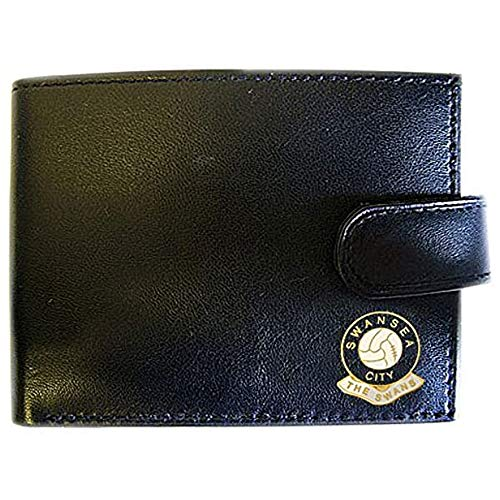 Swansea City Football Club Genuine Leather Wallet