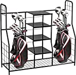 Home-It Dual Golf Storage Organizer