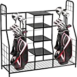 Best Golf Bag Organizers - Golf Club Organizer Bag Storage Equipment Stand Accessory Review