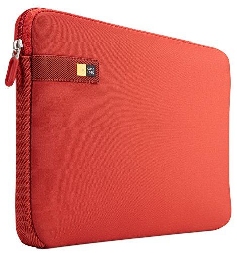 Case Logic LAPS Notebook Hulle fur 14 Zoll Laptops ultraschmales Sleeve ImpactFoam Schaumpolsterung fur Rundumschutz Laptop Tasche ideal fur Chromebook oder Ultrabook Brick