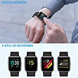 Immagine 2 willful smartwatch orologio fitness tracker