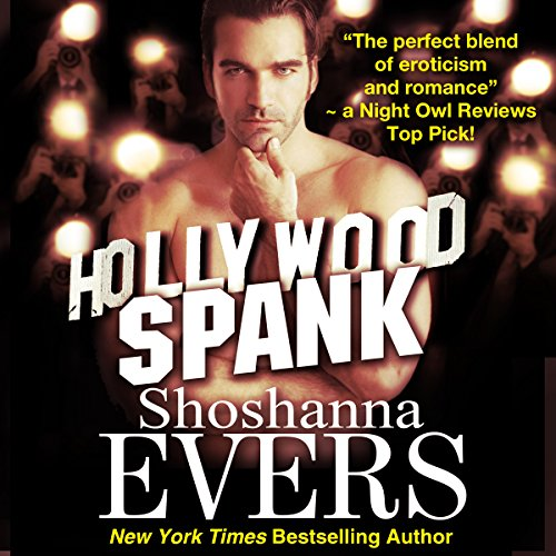 Hollywood Spank audiobook cover art