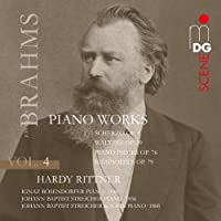 Brahms: Complete Piano Music Vol. 4
