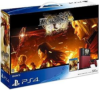 PlayStation 4 FINAL FANTASY 零式 HD 朱雀エディション