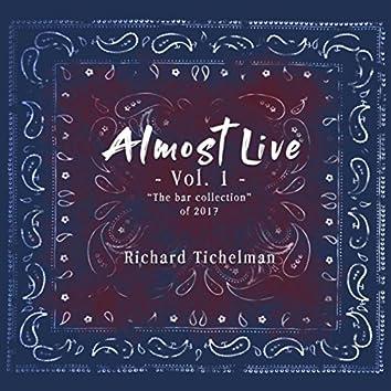 Almost Live, Vol. 1