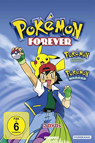 Pokémon Forever Edition [2 DVDs]