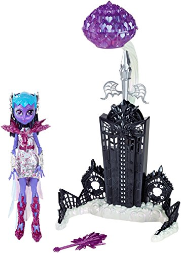 Monster High Mattel CHW58 - Buh York, Kometen-Schwebestation und Astranova