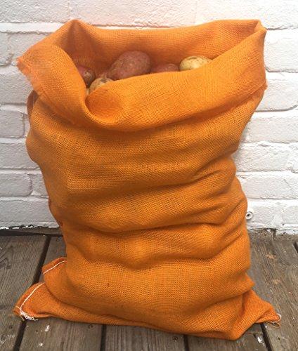 Nutley's All20o3 coloré Jute 30 x 45 (3), Orange, 30 x 45 x 5 cm