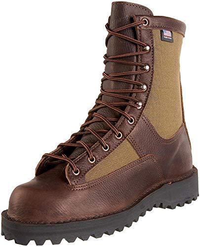 """Danner Men's 57300 Grouse 8"""" Gore-Tex Hunting Boot, Brown - 11 D"""