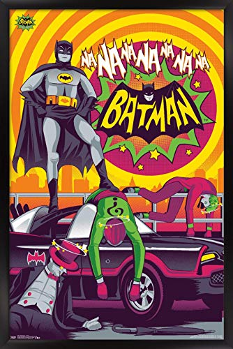 Trends International DC Comics Batman TV Series-Victory Wall...