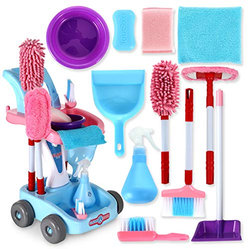 Kids cleaning set for toddlers