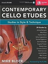 Best contemporary cello etudes Reviews