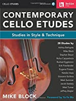 Contemporary Cello Etudes: Studies in Style & Technique, Includes Downloadable Audio; Cello: Etudes