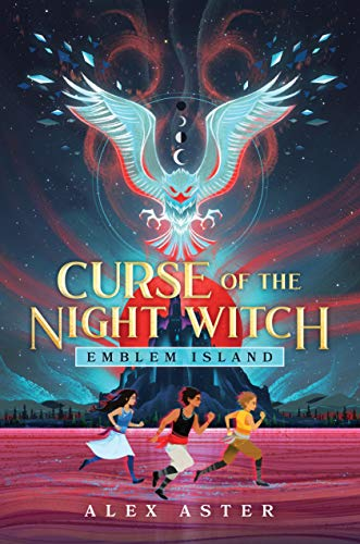 Curse of the Night Witch: Emblem Island #1