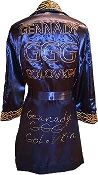 gennady golovkin robe