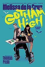 Gotham High: Novela gráfica de DC Comics par Melissa De la Cruz