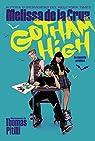 Gotham High: Novela gráfica de DC Comics par De la Cruz