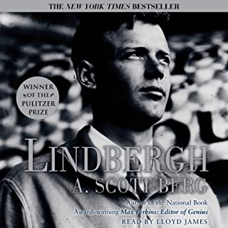 Lindbergh audiobook cover art