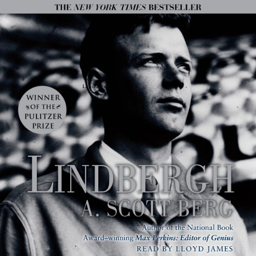 Lindbergh audiobook cover art
