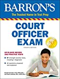 Image of Barron's Court Officer Exam (Barron's Test Prep)