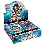 Best Yugioh Booster Boxes - Yu-Gi-Oh! TCG: Toon Chaos Booster Display (Unlimited) Review