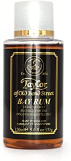 Taylor of Old Bond Street Bay Rum Aftershave, 5 Fluid Ounce