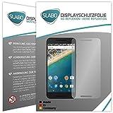 4 x Slabo Bildschirmschutzfolie für LG Google Nexus 5X Bildschirmfolie Schutzfolie Folie Zubehör