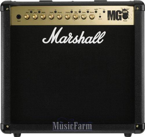 Marshall Open Box MG50FX - Amplificatore per chitarra, 50 Watt