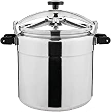 Stainless steel Pressure Cooker Aluminum Alloy Pressure Cooker Safety Explosion-proof Large Capacity Hotel Gas Stove Dedicated pressure cookers