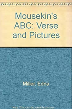 Hardcover Mousekin's ABC: Verse and Pictures Book