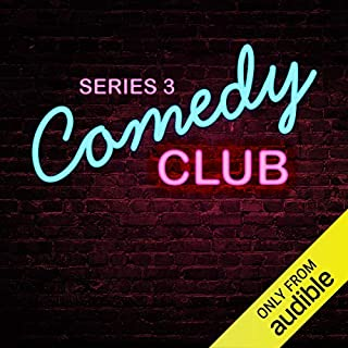 Comedy Club (Series 3) cover art