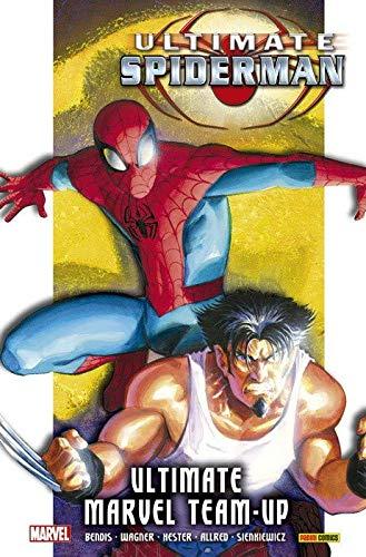 Ultimate Spiderman 3. Ultimate Marvel Team-Up