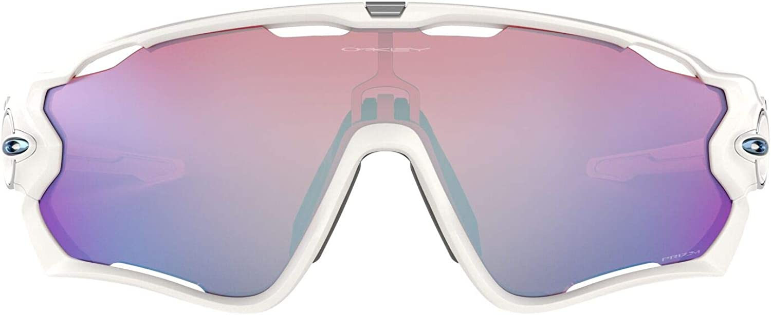Ray-Ban Jawbreaker Montures de Or (Polished White)