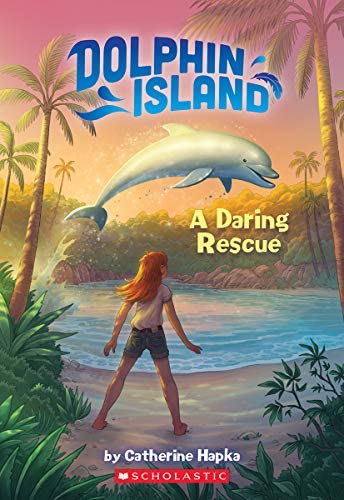 A Daring Rescue Dolphin Island product image