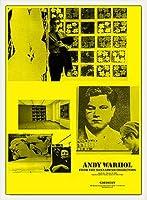 ポスター アンディ ウォーホル Warhol from the Sonnaben 額装品 ウッドベーシックフレーム(ホワイト)