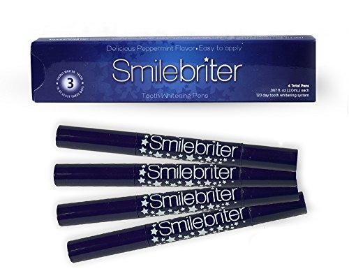 Smilebriter Teeth Whitening Gel Pens   White Smile