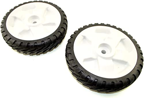 new arrival Pack of lowest 2 Genuine OEM Toro high quality 137-4833 Wheel Assemblies outlet sale